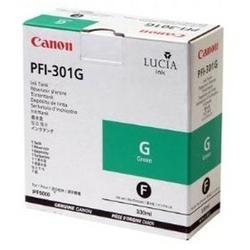 Tusz Oryginalny Canon PFI-301G 1493B001 Zielony - DARMOWA DOSTAWA w 24h