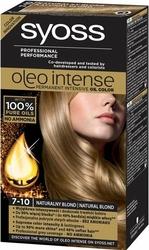Syoss Oleo, Farba do włosów, 7-10 Naturalny blond