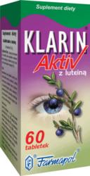 KLARIN Aktiv x 60 tabletek