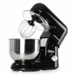 Robot kuchenny KLARSTEIN Bella TK2-Mix8-B  stalowa misa 5,2 l  1200 W  regulacja prędkości