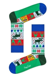 Skarpetki Happy Socks Christmas Edition - FAI01-7000