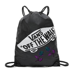 Worek Torba VANS Benched Bag Custom Violet Roses - VN000SUF158