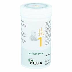Biochemie Pflueger 1 Calcium fluor.D 12 Pulver