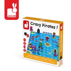 Gra strategiczna Zwariowani piraci, Janod
