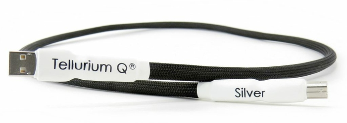 Tellurium Q Silver USB Długość: 3 m