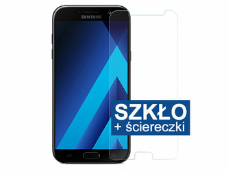 Szkło hartowane 9H do Samsung Galaxy A3 2017