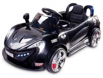 Samochód dla Dzieci TOYZ AERO Czarny + PILOT DLA RODZICA