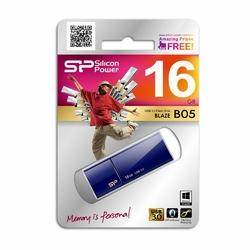 Silicon Power BLAZE B05 16GB USB 3.0 Navy Blue