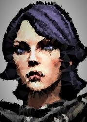POLYamory - Athena, Borderlands - plakat Wymiar do wyboru: 20x30 cm
