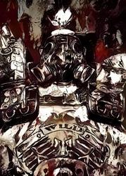 Legends of Bedlam - Roadhog, Overwatch - plakat Wymiar do wyboru: 42x59,4 cm