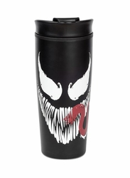 Venom Face - kubek podróżny metalowy
