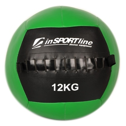 Pi�ka lekarska 12 kg Wallball - Insportline - 12 kg