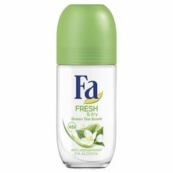 Fa, FreshDry  Green Tea, dezodorant roll-on, 50 ml