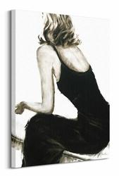 Little Black Dress II - Obraz na płótnie
