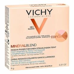 Vichy Mineralblend puder trójkolorowy nadający blask
