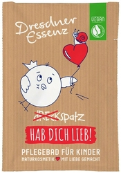 Dresdner Essenz, Kocham Cię, Naturalna Sól 50g