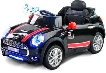 Samochód dla dzieci Toyz Maxi Czarny