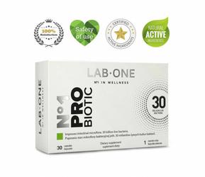 LAB ONE PRObiotic x 30 kapsułek