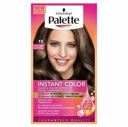 Palette Instant Color, szampon koloryzujący w saszetce, 15 nugatowy brąz