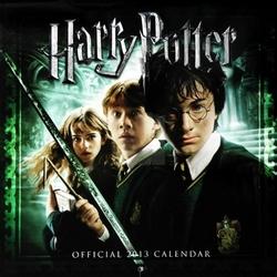 Harry Potter - kalendarz 2013