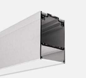 Profil LED DES z miejscem na zasilacz