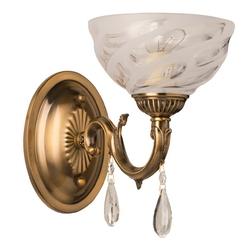 Klasyczny kinkiet oświetleniowy do salonu lub jadalni 481020901