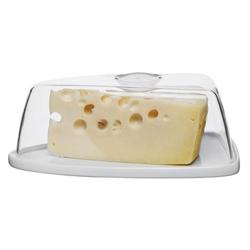 Trójkątny pojemnik na ser z pokrywą Functional Sagaform