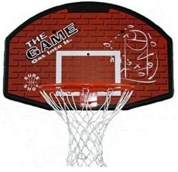 Zestawtablica do koszykówki 507 Bronx - The Game