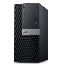 Dell Desktop Optiplex 5060MT Win10P  i7-8700  8GB  SSD 512GB  Intel UHD 630  DVD RW  260W  3Y NBD
