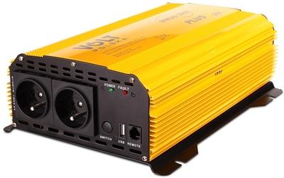 PRZETWORNICA SINUS PLUS 3000 24V  230V 15003000W - Szybka dostawa lub możliwość odbioru w 39 miastach