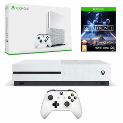 Konsola Xbox One S 1TB + Star Wars Battlefront 2