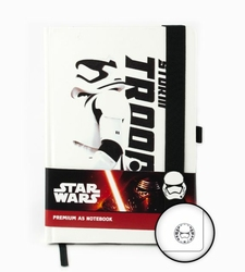 Star Wars The Force Awakens Szturmowiec - notes z filmu A5
