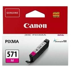 Tusz Oryginalny Canon CLI-571 M 0387C001 Purpurowy - DARMOWA DOSTAWA w 24h