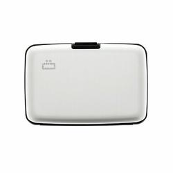 Portfel Aluminiowy Ogon Designs Stockholm Silver RFID protect - Silver