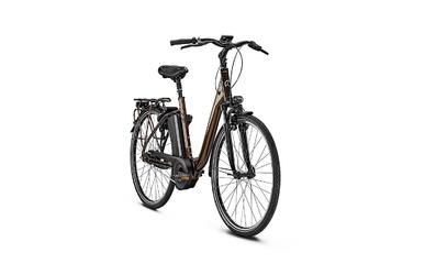 Rower elektryczny miejski Kalkhoff Agattu ES I8 Comfort 26 2018