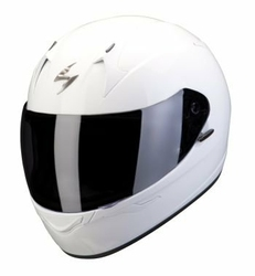 SCORPION KASK EXO-390 SOLID WHITE