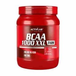 ACTIVLAB BCAA 1000 XXL - 240tabs