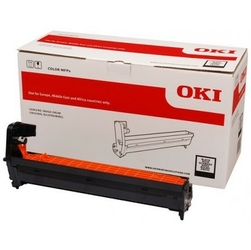 OKI Bęben C532MC573 Black 46484108