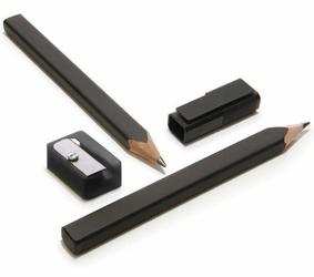 Ołówki Moleskine w zestawie z temperówką