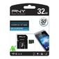 PNY Karta pamięci MicroSDHC 32GB SDU32GPER50-EF