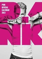 Pink - kalendarz 2012 r.