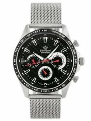 Męski zegarek GINO ROSSI S523B - PREMIUM zg218b