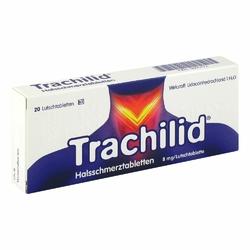 Trachilid Halsschmerztabletten Lutschtabletten