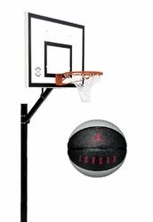 Zestaw do koszykówki 502 Sure Shot Home Court + Piłka Air Jordan Playground 8P