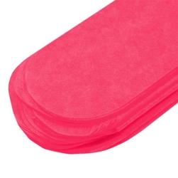 Papierowy pompon 15 cm - różowy - RÓŻ