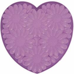 Forma do ciasta w kształcie serca Bouquet Heart Pavoni FRT163LI3