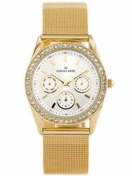 Damski zegarek JORDAN KERR - AW273 zj859a - antyalergiczny