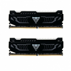 Patriot DDR4 LED WHITE 16GB 2400MHz CL14 DUAL KIT 2X8GB