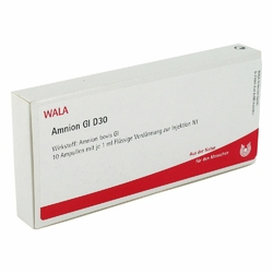 Wala Amnion Gl D30 ampułki