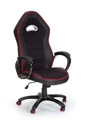 Fotel obrotowy Enzo czarny